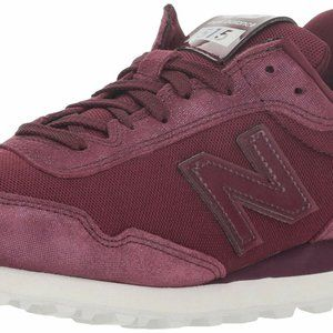 New Balance Womens 515v1 Sneaker Burgundy WL515RFC